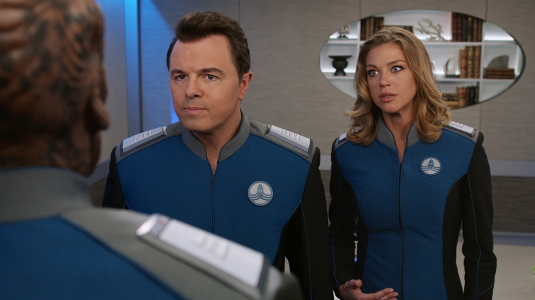 'The Orville': Seth MacFarlane Says Season 1 was 'Misrepresented' by Fox, Promises Season 2 Is What 'Was Always Intended'