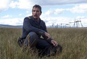 Christian Bale in Hostiles