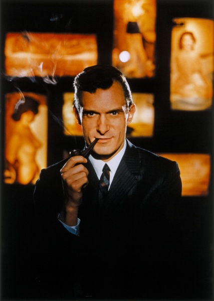 Hugh Hefner, Playboy founder