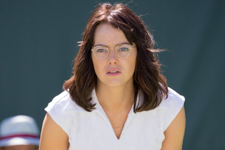 BATTLE OF THE SEXES (2017)Emma StonePhoto Credit: Melinda Sue Gordon/Twentieth Century Fox