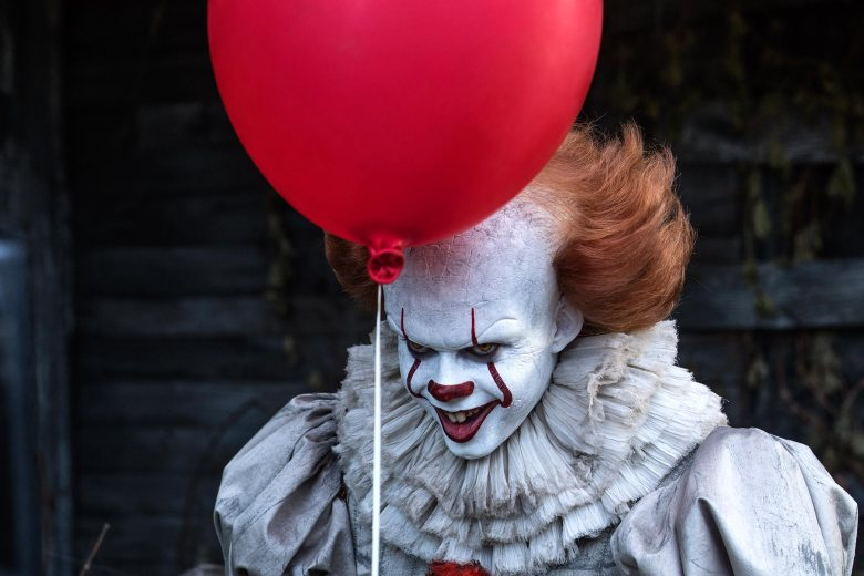 it anime pennywise the clown is just as creepy in animated form