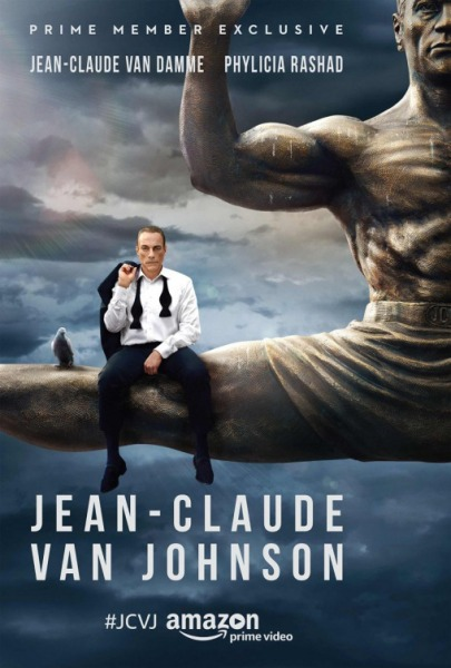 """Jean-Claude Van Johnson"" (1 Season)"