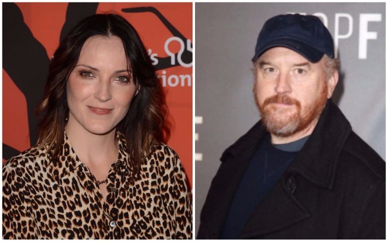 Jen Kirkman louis ck sexual assault rumor