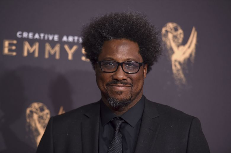 W. Kamau Bell arrives at night one of the Creative Arts Emmy Awards at the Microsoft Theater, in Los Angeles2017 Creative Arts Emmy Awards - Arrivals - Night One, Los Angeles, USA - 09 Sep 2017