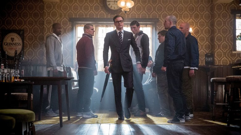 """Kingsman"" The Golden Circle"""