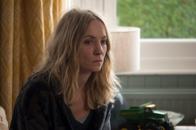 Joanne Froggatt as Laura Nielson- Liar _ Season 1, Episode 1 - Photo Credit: Joss Barratt/Two Brothers Pictures/ITV/SundanceTV