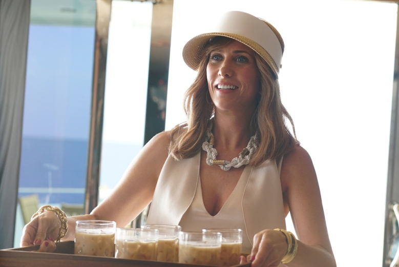 "THE LAST MAN ON EARTH:  Guest star Kristen Wiig in the ""M.U.B.A.R."" season premiere episode of THE LAST MAN ON EARTH airing Sunday, Oct. 1 (9:30-10:00 PM ET/PT) on FOX.  ©2017 Fox Broadcasting Co.  Cr:  Kevin Estrada/FOX"