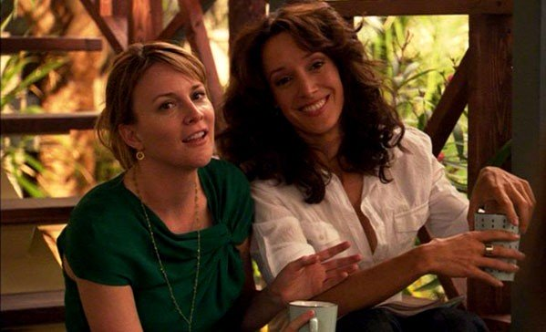 bette and tina relationship start back up
