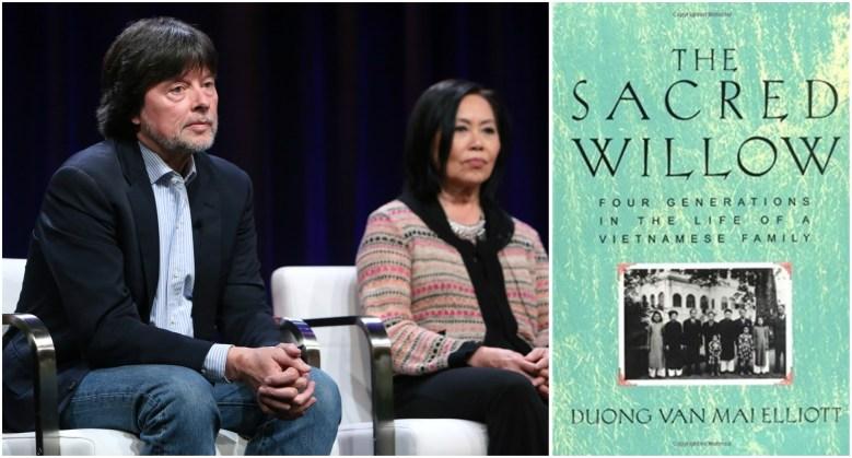 """Ken Burns and Mai Elliott, """"The Sacred Willow"""""""