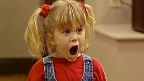 Michelle Tanner Full House Olsen Twins