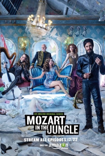 """Mozart in the Jungle"" (4 Seasons)"