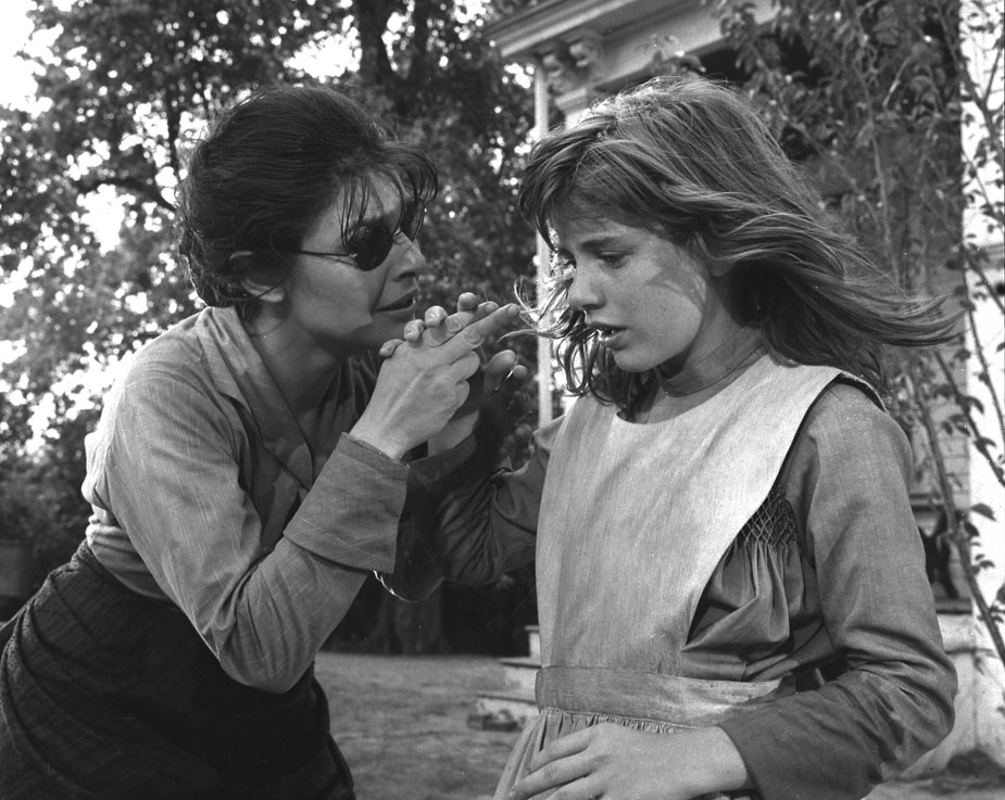 """The Miracle Worker""Anne Bancroft, Patty Duke 1962 United Artists ** I.V."