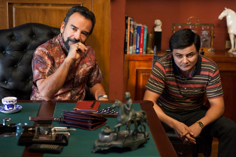 Narcos' Stars Debate True Meaning of Spanish Curse Word