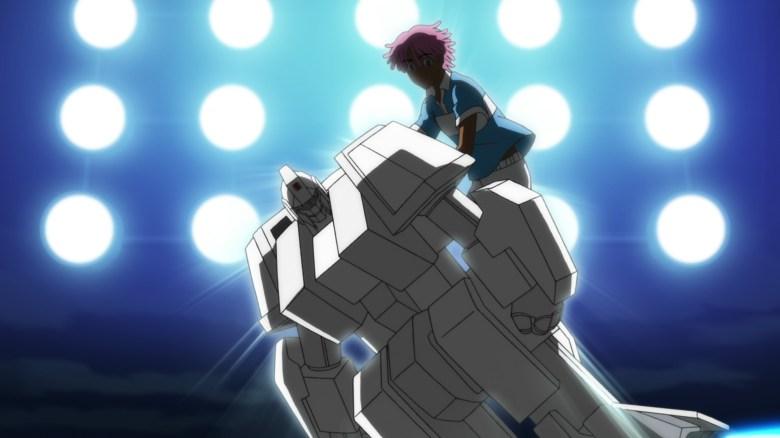 Neo Yokio Netflix Season 1 Robot