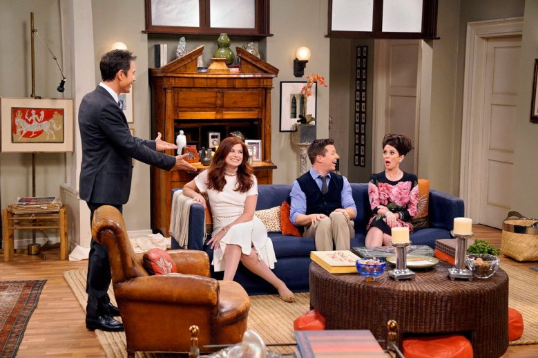 Will and Grace 2017 Season 9 Revival Will & Grace Eric McCormack, Debra Messing, Sean Hayes, Megan Mullally