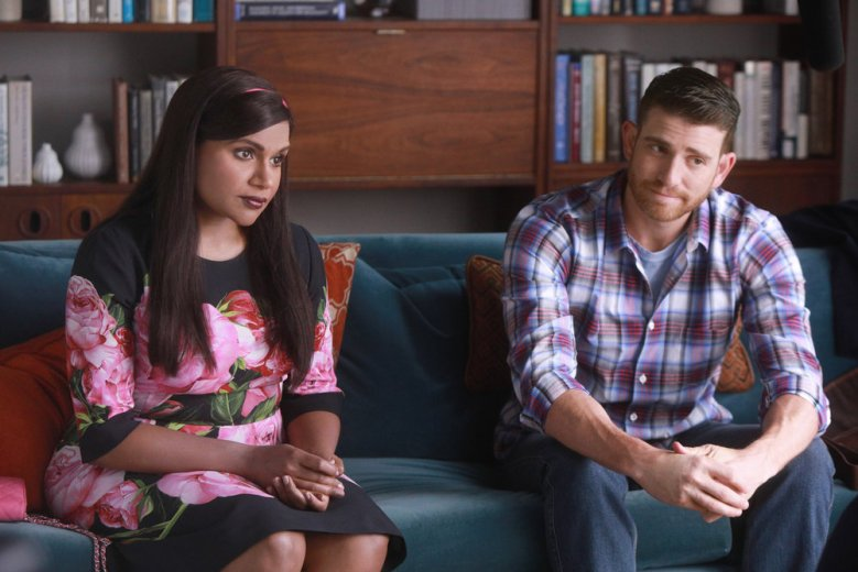 "Mindy Kaling and Bryan Greenberg, ""The Mindy Project"""