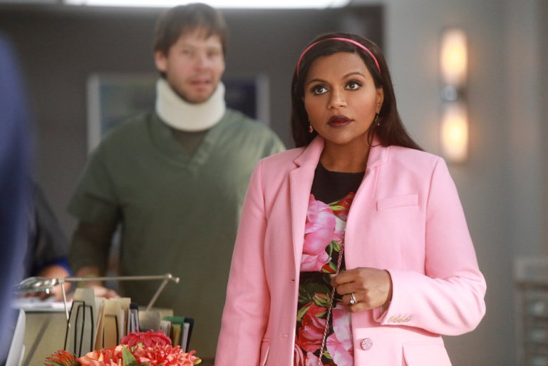 "Ike Barinholtz and Mindy Kaling, ""The Mindy Project"""