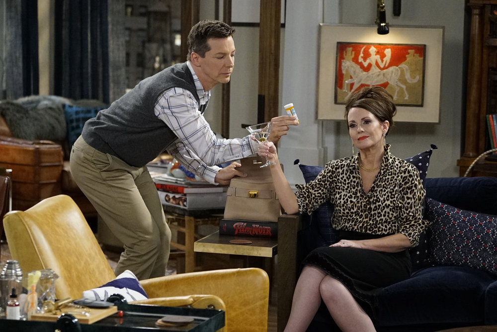 Will and Grace 2017 Season 9 Revival Will & Grace Sean Hayes Megan Mullally