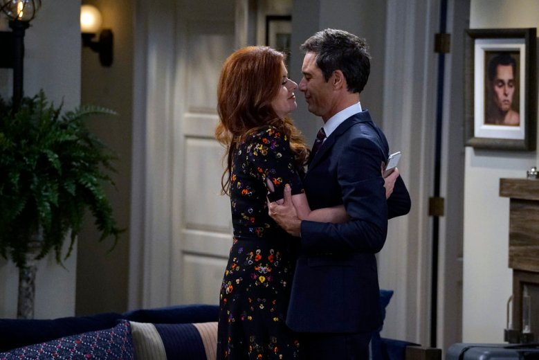 Will and Grace 2017 Season 9 Revival Will & Grace Eric McCormack Debra Messing