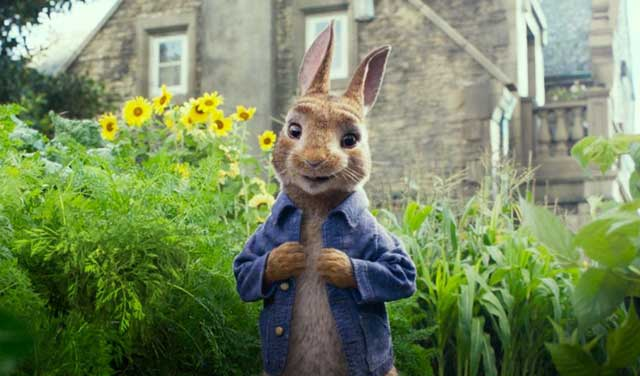 Sony Pictures Animation Reveals the First Peter Rabbit Trailer