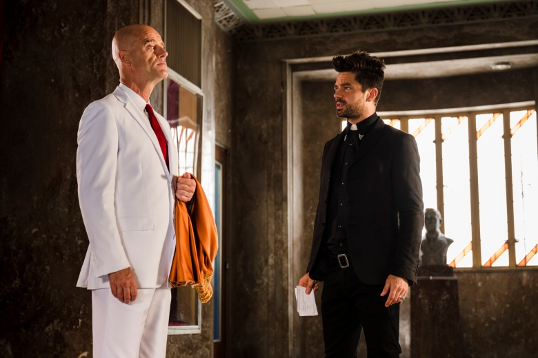 Dominic Cooper as Jesse Custer - Preacher _ Season 2, Episode 13 - Photo Credit: Michele K. Short/AMC/Sony Pictures Television