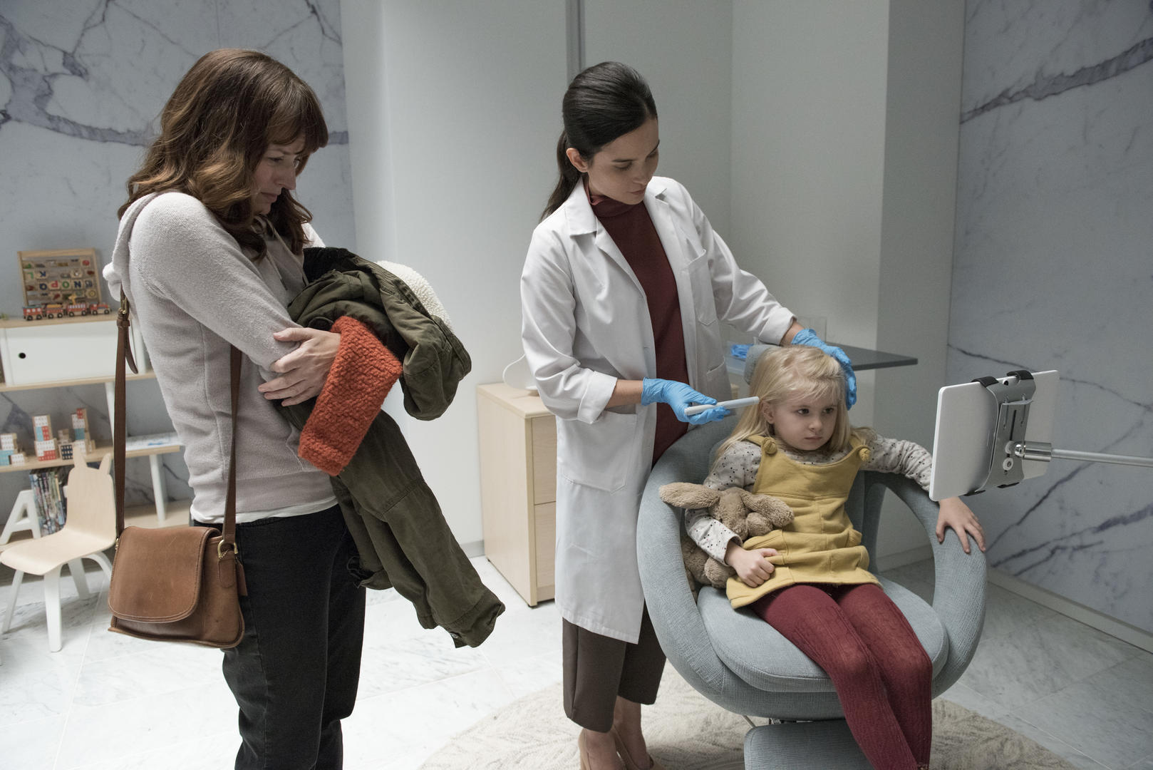 Watch the trailer for the Jodie Foster-directed Black Mirror episode 'Arkangel'