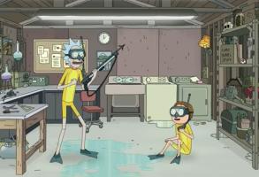 Rick and Morty The Ricklantis Mixup Season 3 Episode 7