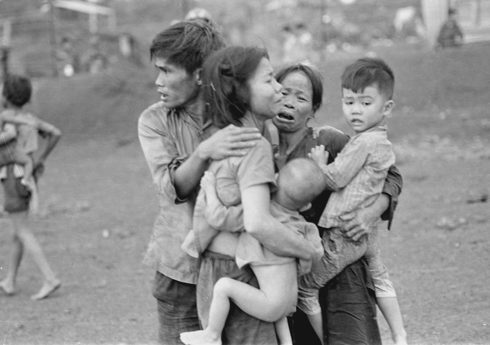 Tragedi My Lai saat perang Vietnam
