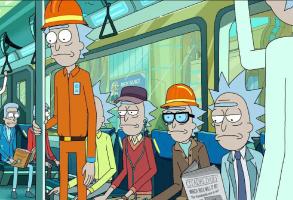 """Rick and Morty"""