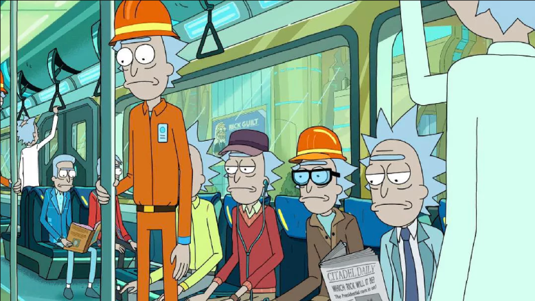 The Ricklantis Mixup' is One of the Best 'Rick and Morty