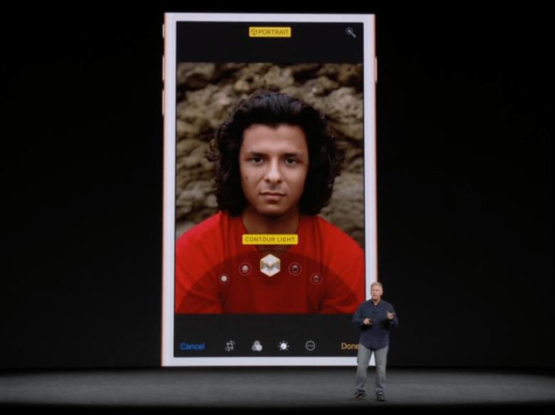 "iPhone ""Portrait Mode"""