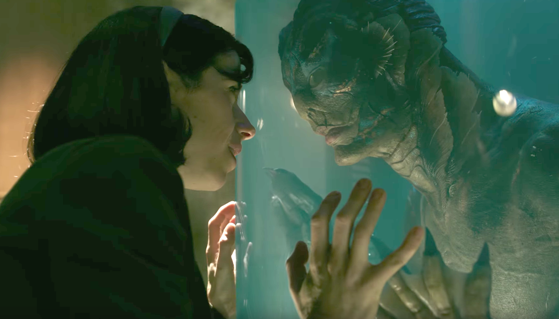 'The Shape of Water' Red Band Trailer: Guillermo del Toro's Best Film in Years Shows Off Dazzling New Footage
