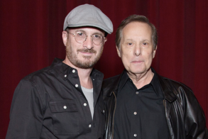 Darren Aronofsky and William Friedkin