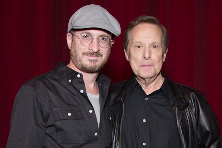 Darren Aronofsky and William Friedkin