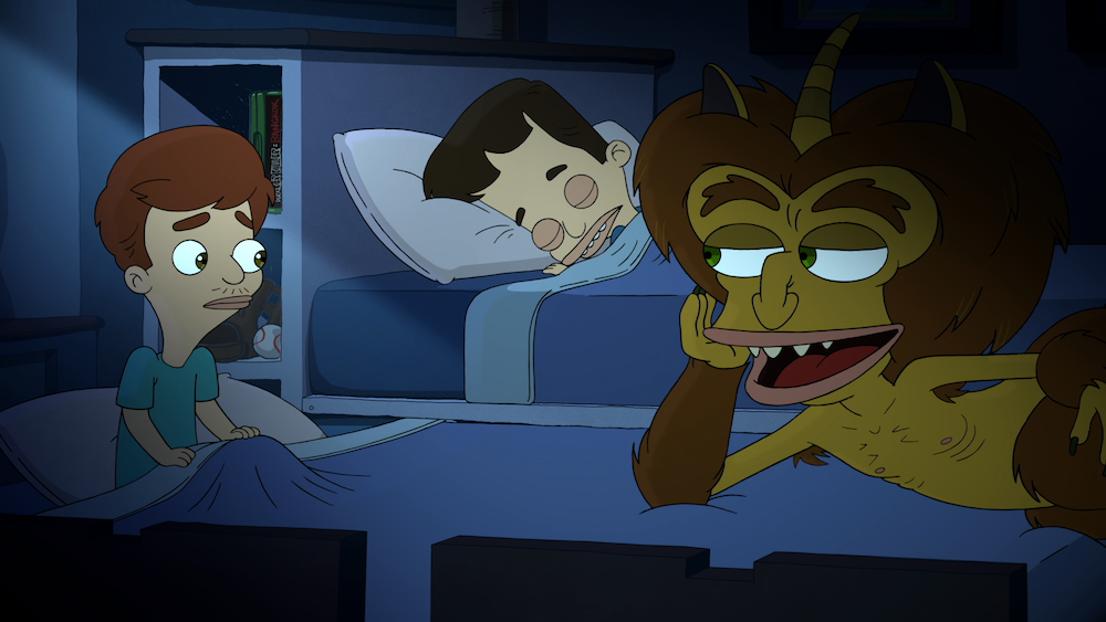 Big Mouth Season 1 Netflix