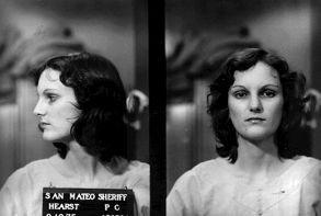 Patty Hearst - kidnapped by the Symbionese Liberation Army in February 1974, was sentenced to seven years in prison. She was released in February 1979 after President Jimmy Carter commuted her sentence.MUGSHOT OF PATTY HEARST AFTER HER ARREST IN SEP 1975On This Day: 1st Feb 1979 : American newspaper heiress Patty Hearst was released from prison after joining SLA members in a bank robbery on April 15, 1974. ending a five-year drama during which the world saw her as a kidnap victim, A Bank Robber, an urban guerrilla and finally a convict.