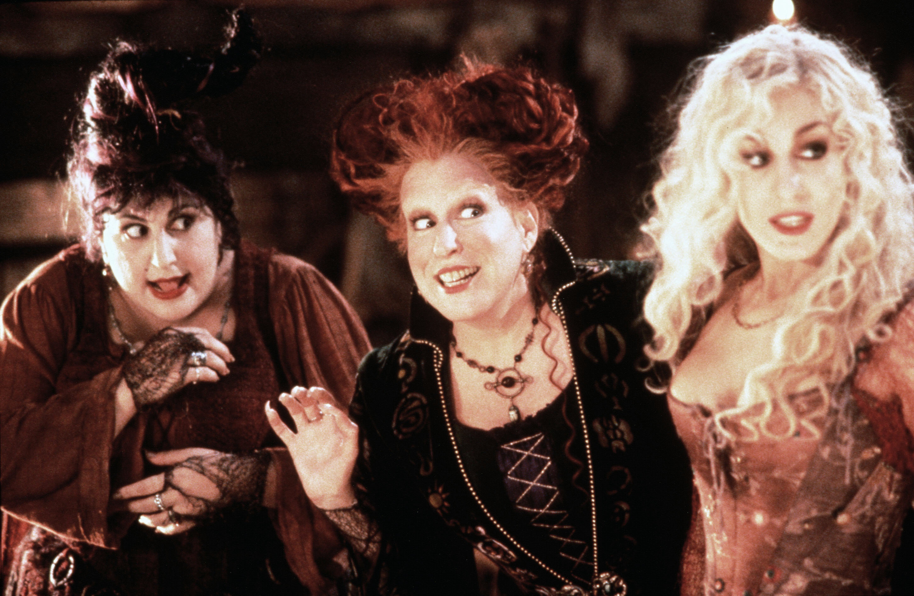 With Hocus Pocus Right Behind Tenet, Its Another Weird Box-Office Weekend