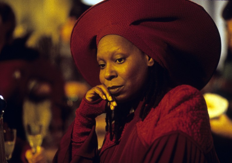 No Merchandising. Editorial Use Only. No Book Cover Usage. Mandatory Credit: Photo by Paramount Television/Kobal/REX/Shutterstock (5884715af) Whoopi Goldberg Star Trek - The Next Generation - 1987-1994 Paramount Television USA Television