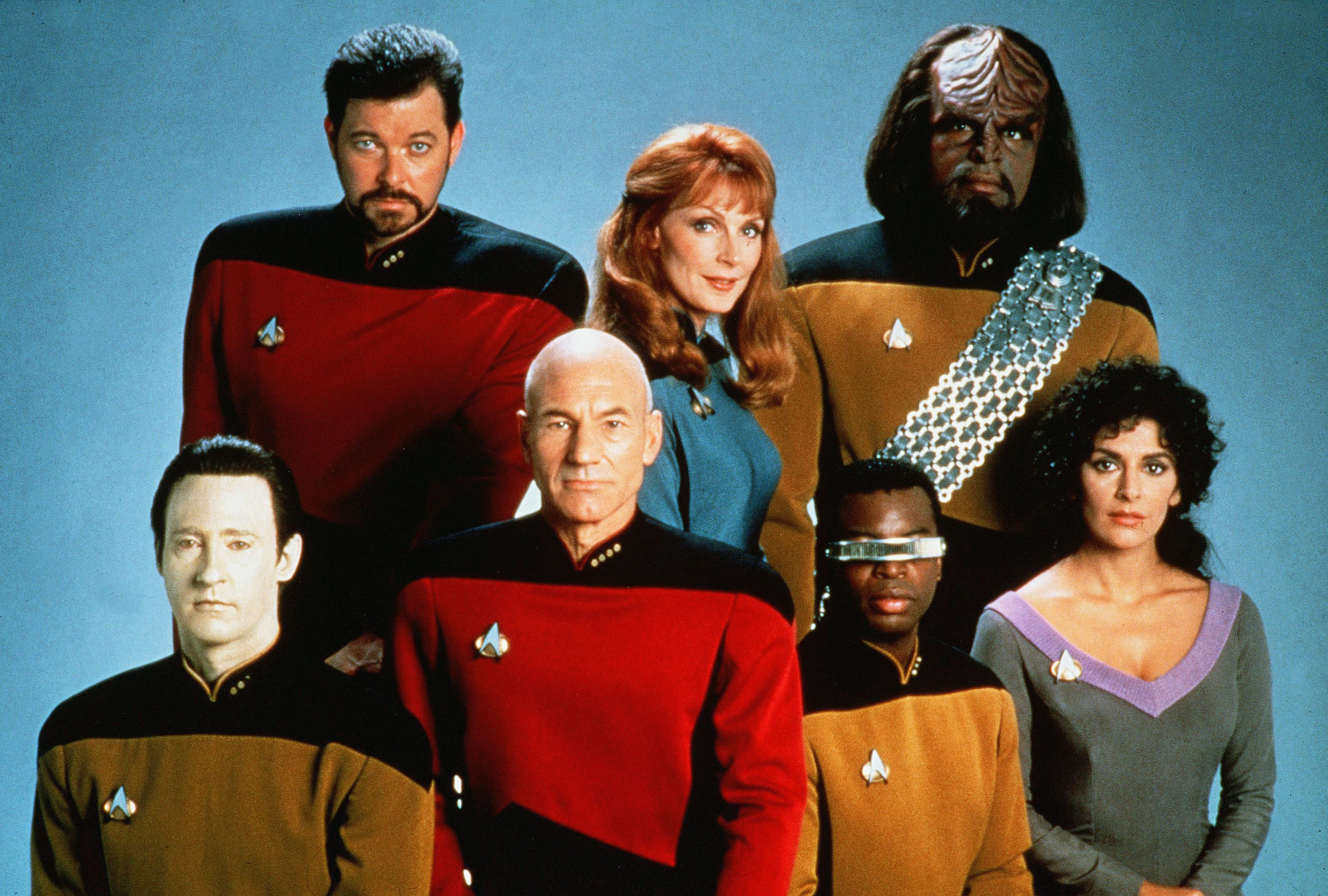 Star Trek: The Next Generation—Ranking the Crew From Picard to Pulaski |  IndieWire