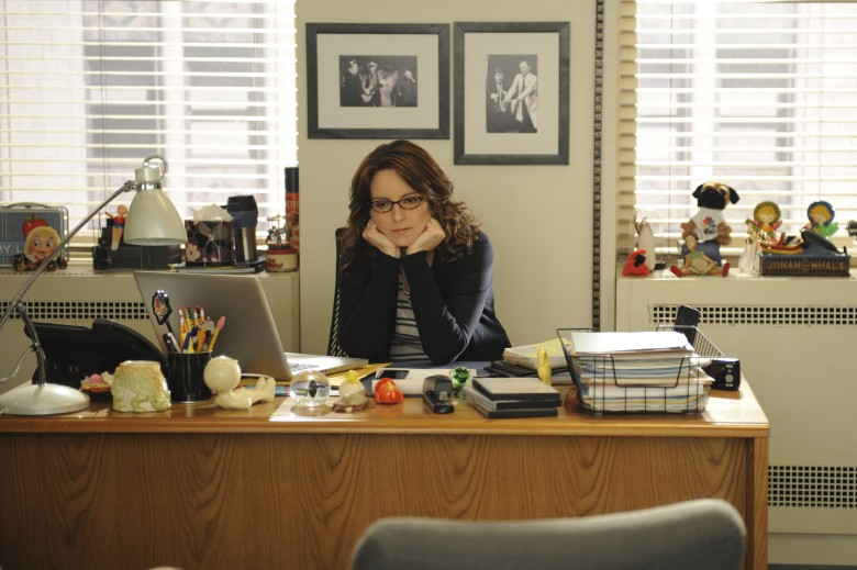 No Merchandising. Editorial Use Only. No Book Cover Usage.Mandatory Credit: Photo by Ali Goldstein/NBC-TV/Kobal/REX/Shutterstock (5886031ae)Tina Fey30 Rock - 2006NBC-TVUSATelevision