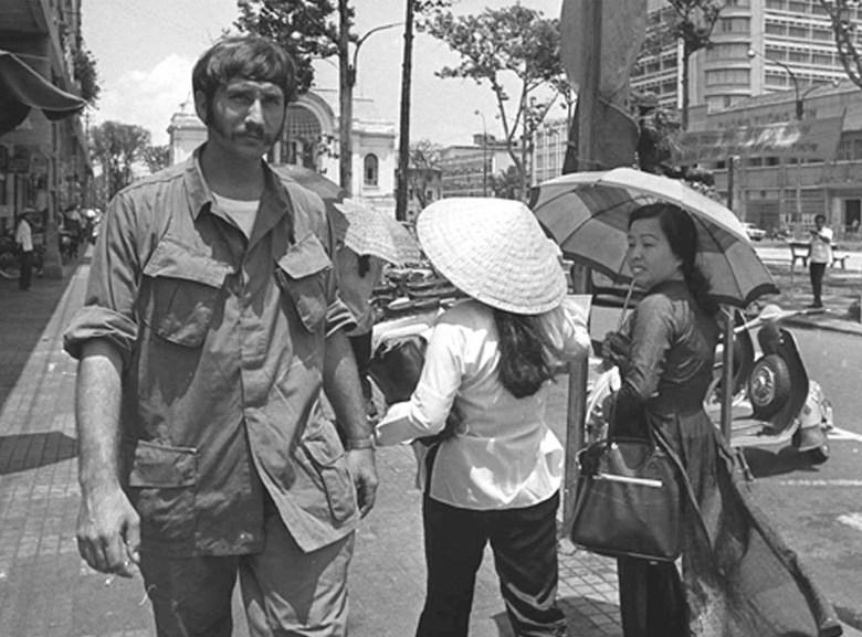 Ron Ridenhour in Saigon