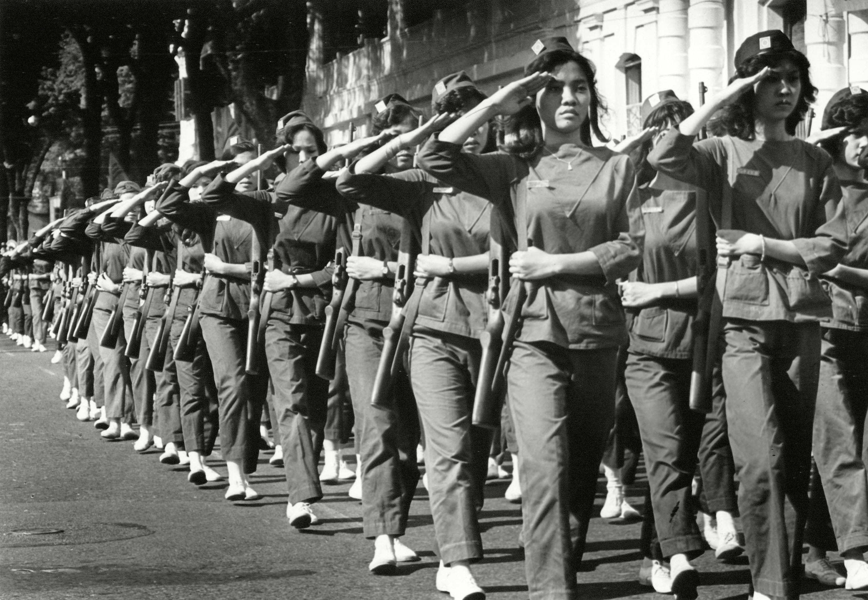 'The Vietnam War': How Vietnamese Women Saw Combat and Got Involved in Other Harrowing War Efforts