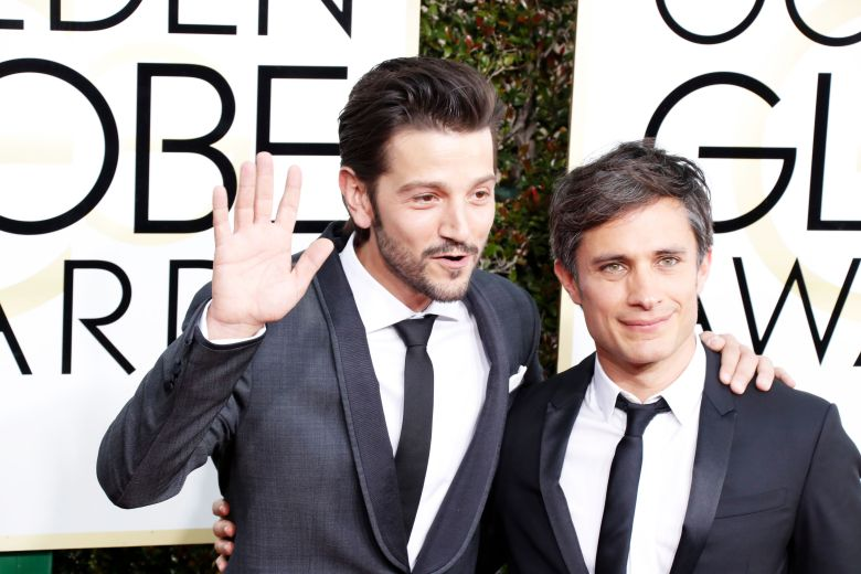 Gael Garcia Bernal and Diego Luna