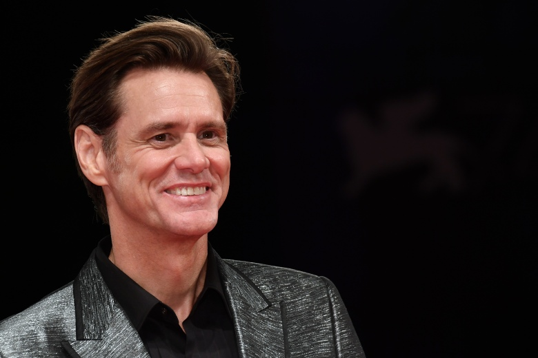 Jim Carrey'Jim and Andy - The Great Beyond' premiere, Venice Film Festival, Italy - 05 Sep 2017