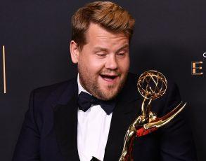 James CordenCreative Arts Emmy Awards, Press Room, Los Angeles, USA - 09 Sep 2017