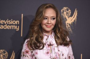 Leah Remini arrives at night one of the Creative Arts Emmy Awards at the Microsoft Theater, in Los Angeles2017 Creative Arts Emmy Awards - Arrivals - Night One, Los Angeles, USA - 09 Sep 2017