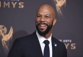 Common arrives at night one of the Creative Arts Emmy Awards at the Microsoft Theater, in Los Angeles2017 Creative Arts Emmy Awards - Arrivals - Night One, Los Angeles, USA - 09 Sep 2017