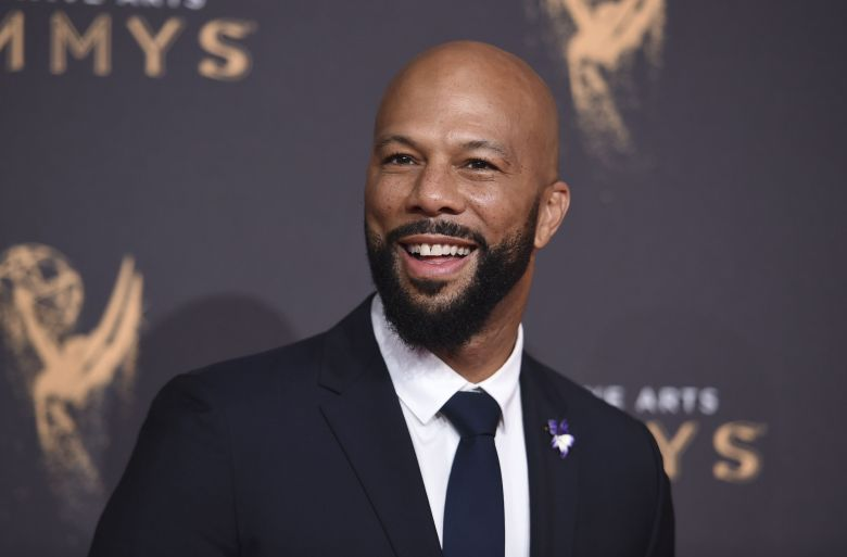 Common arrives at night one of the Creative Arts Emmy Awards at the Microsoft Theater, in Los Angeles 2017 Creative Arts Emmy Awards - Arrivals - Night One, Los Angeles, USA - 09 Sep 2017