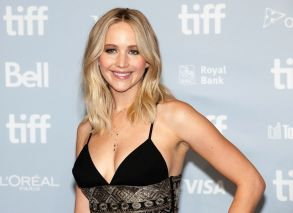 Jennifer Lawrence'Mother!' press conference, Toronto International Film Festival, Canada - 10 Sep 2017