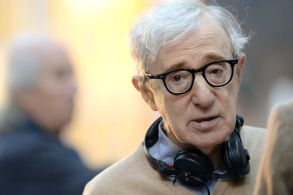 Woody AllenUntitled Woody Allen project on set filming, New York, USA - 11 Sep 2017